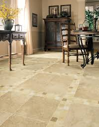 dining room tile flooring. chic idea for dining room with classic stone flooring listed in: natural ideas tile v