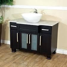 bowl sink vanity. Bathroom Vanity For Bowl Sink Attractive Vanities With Vessel Contemporary . I