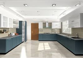 BLUMARE PARALLEL SHAPE MODULAR KITCHEN