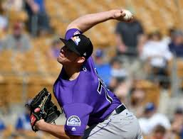 Peter Lambert, Rockies' top pitching prospect, to be called up to make  big-league debut