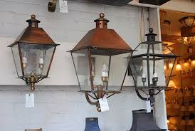 the classic carriage lantern glass top or metal