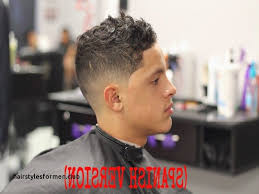 The bags fade and the skin softens. Awesome New Fade Haircut Spanish Check More At Https Hairstylesformen Club Fade Haircut Spanish
