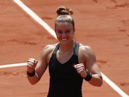 French Open roundup: Maria Sakkari advances to French Open