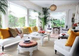 sunroom furniture. Grab Sunroom Furniture With White Armless Sofa And Slipper Chairs Picture O