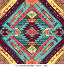 Aztec Pattern