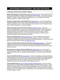 beyond googling arts and humanities bata library trent university  beyond googling arts and humanities bata library trent university websites cyberspace