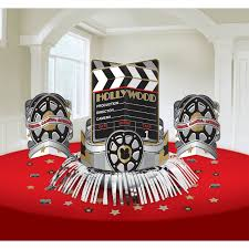 Bargain Party Decorations Amazoncom Hollywood Movie Centerpiece Toys Games Big