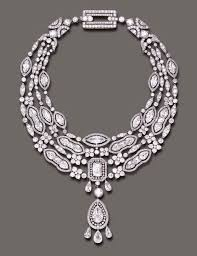 a magnificent belle epoque diamond and pearl pendant necklace by cartier