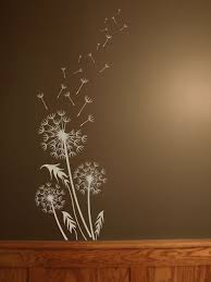 dandelion breeze artistic wall decal on artistic wall decal with dandelion breeze artistic wall decals trading phrases