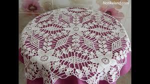 Crochet Tablecloth Pattern Classy Crochet Motif Patterns For Tablecloth Part 48 How To Join Motifs Diy