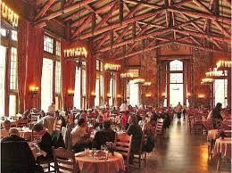 Ahwahnee Dining Room Impressive Design