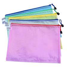 <b>1 pcs</b> A3 <b>A4</b> A5 <b>Waterproof</b> Plastic Zipper Paper File Folder Book ...