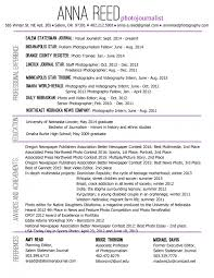 Videographer Resume Videographer Resume Example Awesome Graphy Resumes Resume Ideas