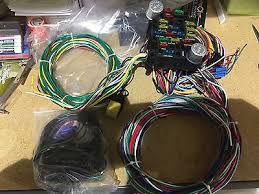 21 circuit wiring harness chevy mopar ford hot rods universal wire 21 circuit wiring harness chevy mopar ford hot rods universal wire ez to install • 165 00 picclick