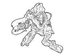 halo reach coloring pages to print printable and 5 childlife me