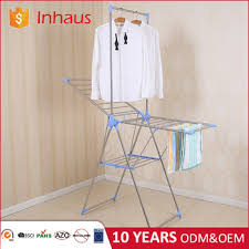 cloth hanger rack. Fine Hanger Indoor Outdoor Stainless Steel Laundry Hanger Rack Folding Portable Cloth  Stand Balcony Vertical Adjustable Clothes Dryer With Cloth Hanger Rack L