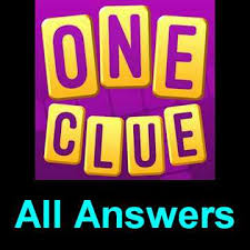 (enter a dot for each. One Clue Crossword Answers All Chapters 45 In One Page Puzzle Game Master