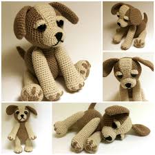 Crochet Dog Pattern Classy Crochet Pattern Sammy The Puppy Dog Crochet Dog Crochet Animal