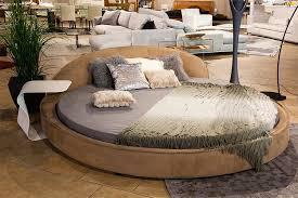 Playful kids Round Bed Design