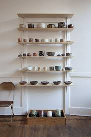 Pottery Display Stands Fascinating Display Your Collection Here DIY Pinterest Pottery Display
