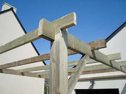 Construire Sa Pergola Bois Fashion Designs