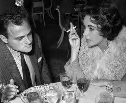 mike todd elizabeth taylor.  Elizabeth Happy Union Taylor With Third Husband Mike Todd Who Though He Was Abusive  At On Elizabeth E