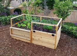 garden bed raised gardening kit 6 x3