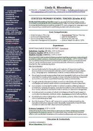 Teacher Curriculum Template Free Teacher Cv Template Collection Download Edit In Ms Word
