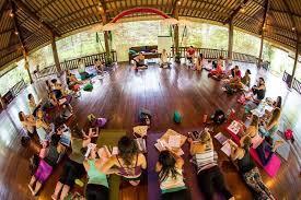 yoga teacher bali