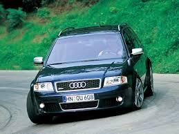 Car Picker - black audi RS6