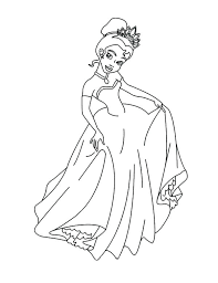 You can read more info on disney here. Coloring Pages Disney Princess Tiana Coloring Pages For Kids
