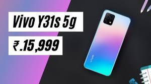 Vivo Y31s 5G India | Price