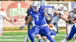 Zach Larkin Football Indiana State University Athletics
