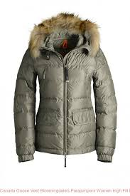 Canada Goose Vest Bloomingdale s Parajumpers Women High Fill Power Alaska  Jacket Sage