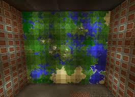 minecraft wall designs. Aaron\u0027s Map Wall Minecraft Designs