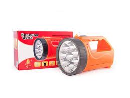 <b>Фонарь</b> аккумуляторный Красная цена раскладушка <b>8</b>+<b>8 LED</b> ...