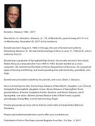 Search Chatham Area Public Library obituary database   Chatham ...