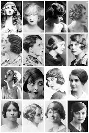 From The Bob To Finger Waves Vintage Photographs Depict Some Of
