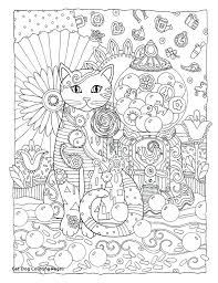 Cat Dog Coloring Pages Free Coloring Book Themes Stampsnowinfo