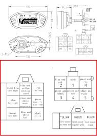 dakota digital motorcycle wiring diagram best wiring library Super Tach 2 Wiring Diagram at Dakota Digital Motorcycle Tachometer Wiring Diagram