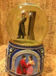 We don't know when or if this item will be back in stock. Rare Harry Potter San Francisco Music Box Company Snow Globe Ron At Yule Ball 1873329906