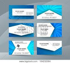 Business Card Vector Photo Free Trial Bigstock