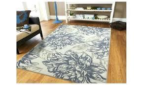 flower area rug pink