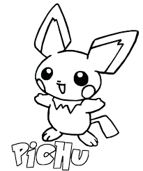 pokemon pikachu coloring pages page full size of and also with free
