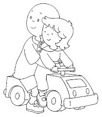 Caillou Coloring Pages Kids Coloring For Kids Coloring Pages