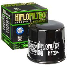 Hiflo Oil Filter Fitment Chart Hiflofiltro Oil Filter Black Hf204