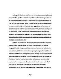 atomic bomb cold war essay roosevelt cold war and atomic bomb essay 400 words majortests