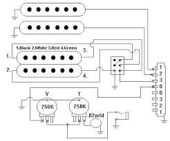 wiring diagram 1 humbucker 1 volume shelectrik com wiring diagram 1 humbucker 1 volume guitar wiring diagram 1 volume 2 single coil 1 series