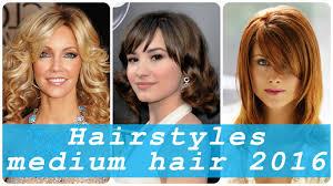 Hair Style For Medium Hair hairstyles medium hair 2016 youtube 7661 by wearticles.com