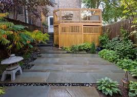 raised patio ideas raised patio ideas landscape asian with rain garden japanese river pebbles backyard ideas e84 backyard